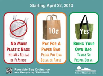 bag ordinance poster