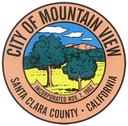 Mountain View City Seal