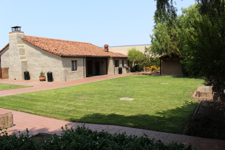 City of Mountain View Historic Adobe Building