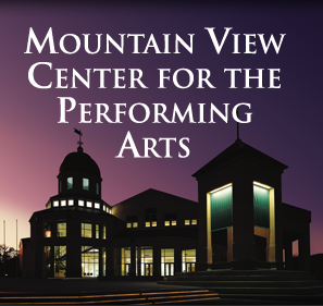 center for performing arts logo